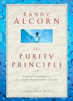 The Purity Principle by Randy Alcorn // This book deals with providing an example of purity in the home and maintaining purity in marriage.