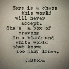 542 Best Beautiful Chaos Quotes images in 2019 | Quotes ...