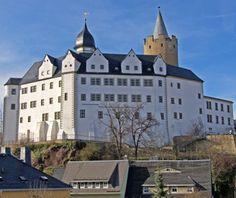 Jagdschloß Wildeck, Zschopau, Sachsen, Germany