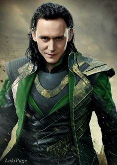 Loki, from the dark World.