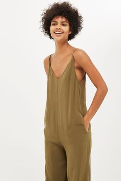 bf6b93f9114 Playsuits   Jumpsuits - Clothing. Tie Back Jumpsuit