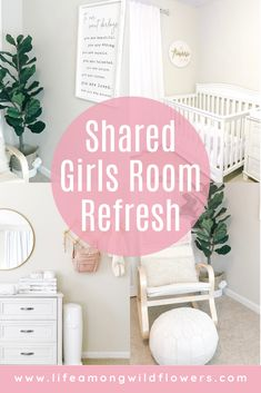 Blush and gold, boho girls room. a shared nursery and toddler girls' room re. Blush and gold, bo Toddler And Baby Room, Toddler Girls, Toddler Play, Love Photos, Cool Pictures, Girl Room, Girls Bedroom, Old Room, Carousel Designs