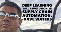 Shipping Warehouse Automation Robots - Supply Chain Today Warehouse Automation, Fourth Industrial Revolution, Intelligence Quotes, Find Quotes, Taxi Driver, Deep Learning, Self Driving, Great Videos, Supply Chain
