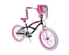 Hello Kitty 810860TJ Girls Bike 20Inch BlackPinkWhite -- You can get additional details at the image link.Note:It is affiliate link to Amazon. #HelloKitty