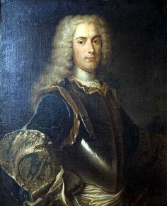 Charles Téophile de Bésiade, 2e. Marquis d'Avaray (1701 - 1746).