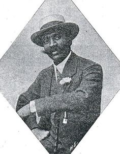"Frederick Bruce Thomas ""the Black Russian"" Legendary entrepreneur in Czarist Russia."