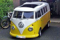 1960 Oldtimer VW Bulli T1 Transporter zum Mieten