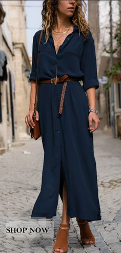 These fall dresses will get your wheels turning as you prep for the holiday. Fall dresses for 2018 #dress #date #holiday #vocation #daily #office #casualdress #longdress #summerdress #summer #fall #minidress