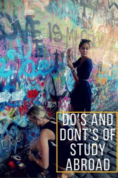 Do's and Dont's of StudyAbroad
