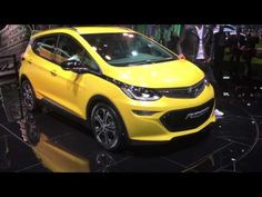 Opel Ampera-E - Interview Thierry GENETAY - YouTube