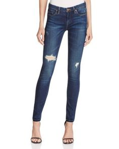 Distressed detail infuses these flawlessly fitting jeans from Blanknyc with instant attitude. This pair is a sleek and leg-lengthening way to build looks on urban cool. | TENCEL®lyocell/cotton/spandex