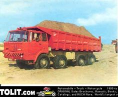 Dump Trucks, Cool Trucks, Heavy Duty Trucks, Heavy Equipment, Motor Car, Cars And Motorcycles, Techno, Russia, Automobile