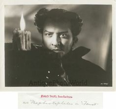 Italo Tajo (Faust)