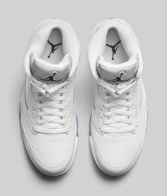 Nike Air Jordan V White Metallic Converse, Vans, Custom Jordans, Adidas  Vintage, 42c6c14f41