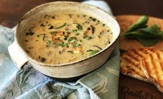 Mushroom Soup recipe – All 4 Women
