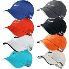 3341876e632 2014 Nike Golf Tour RZN VRS Perforated Golf Cap Golf Tour