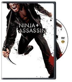 Ninja Assassin DVD, 2010