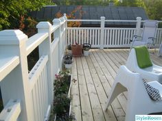 staket balkong - Sök på Google
