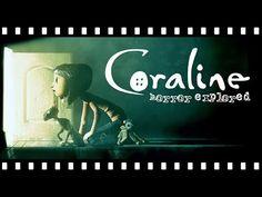 Exploring CORALINE's Childhood Horror - YouTube