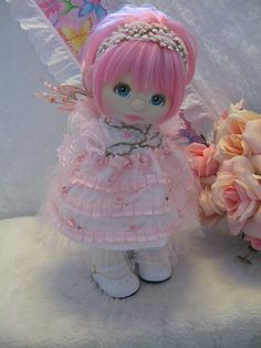 OOAK My Child Doll Calla Lily Fairy