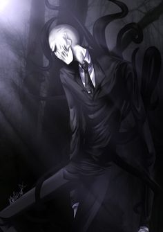 Slender Man by Kamik91.deviantart.com on @deviantART