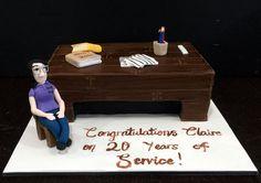 Claire's congratulatory cake especially made by http://amayzingcakes.com.au :)