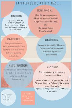 Mujeres que crean, en Valencia. | Mujeres con habitación propia
