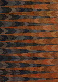 INGRID DESSAU, Feathers (Fjädrar), flatwoven rug in tapestry technique. Handmade by Östergötlandsläns Hemslöjd, 1962. Material hand-woven wool on linen warp. / Barnebys