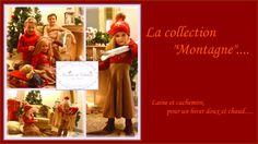 """La collection """"Montagne""""  www.maxime-et-valentin.com"""