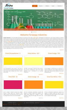 Sanjay Industries | Direct Dyes