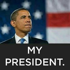 Our President!