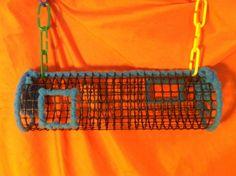 Sugar Glider Toy! Peek A Boo Tunnel by GliderGirlsToyShop on Etsy, $4.00