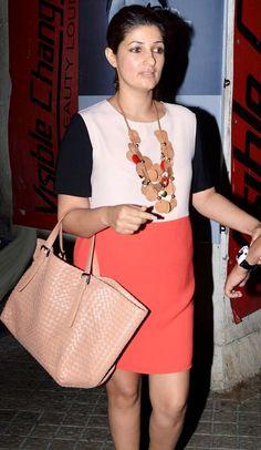 Twinkle Khanna #Fashion #Style #Beauty #Bollywood