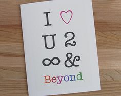 Overview anniversary i love you card wording design ideas for him