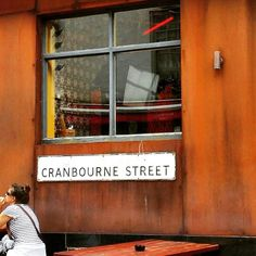 Cranbourne Street in