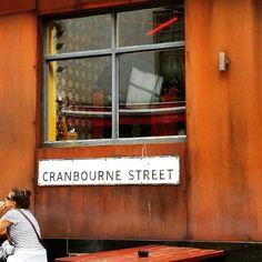Cranbourne Street in