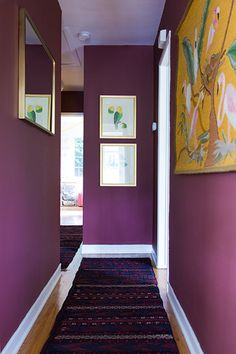 Purple & Mustard - These Seriously Out There Color Combos Are Actually Amazing - Photos