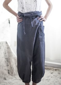origami pants, state