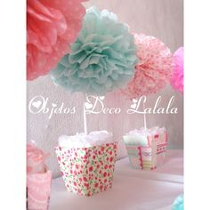 Find out about shabby chic room Happy Birthday B, Girl Birthday, Birthday Parties, Party Decoration, Birthday Decorations, Baby Party, Baby Shower Parties, Deco Pastel, Bar A Bonbon
