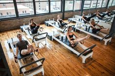 Gallery | Flex Pilates Chicago