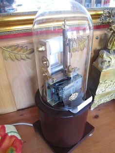 """Build your own amazing steampunked """"Ticker Machine"""" - it prints from your computer!"""