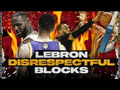 LeBron James MOST Disrespectful Blocks of his Career! - YouTube King Lebron James, Nba, Career, Youtube, Carrera, Youtubers, Youtube Movies