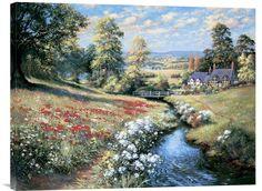 An English Cottage Garden