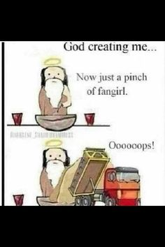 Now, just a pinch of fangirl of Benedict Cumberbatch and Tom Hiddleston Hush Hush, Hunger Games, Bts Memes, Funny Memes, George Ezra, Fangirl Problems, Nerd Girl Problems, Margaret Atwood, Magcon Boys
