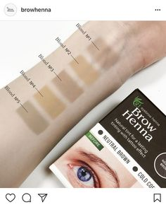 27 Best Bh Brow Henna The Best Organic Tint Images Good Things