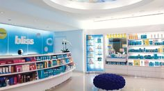 The Best of Bliss Spa – New York  One day I will be a diva who goes to places like this regularly