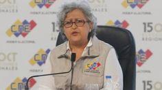 Diario En Directo: El CNE otorga al oficialismo el triunfo en 17 de l...