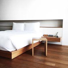 Current bedroom goals - Japanese minimalism à la @oppositehouse