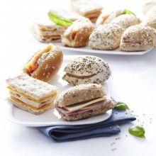 amuses bouches wrap toast aperitif canaps apritif auchan traiteur - Auchan Traiteur Mariage