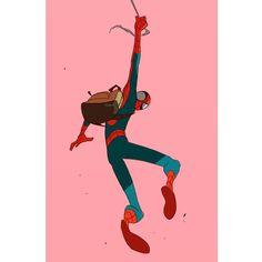 Look a nerd.  First post 2k17!  #spiderman